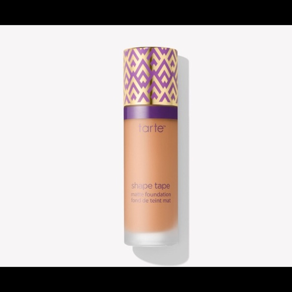 Tarte  SHAPE TAPE  foundation in tan deep golden